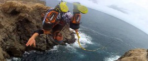 rope jumping en gran canaria