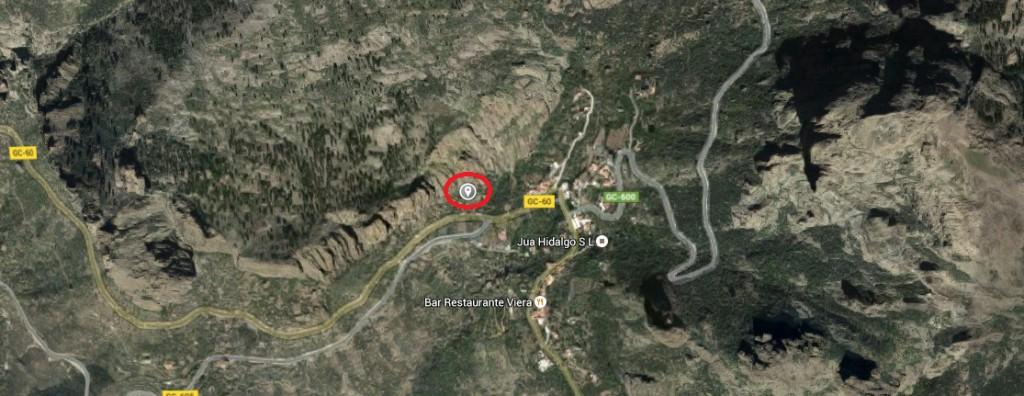 Localización en Mapa